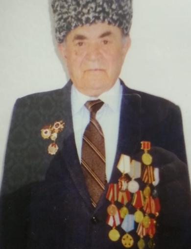 Абдуллаев Магомед Таксурманович