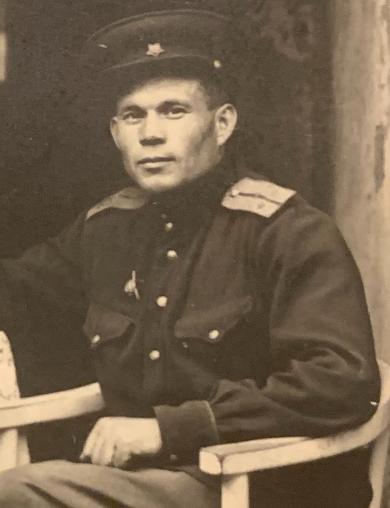 Черкасов Иван Григорьевич