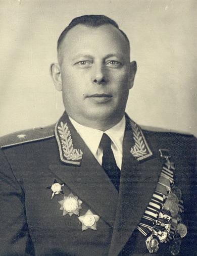 Ивлиев Иван Дмитриевич