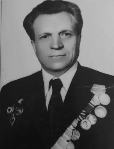 Сураев Михаил Кузьмич