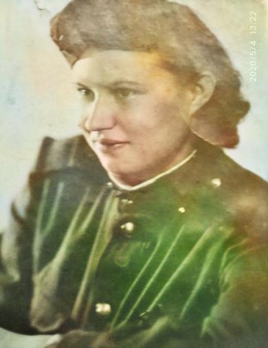 Чернышова Лидия Георгиевна