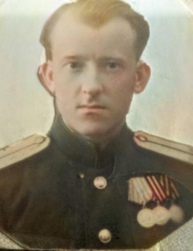 Сергеев Михаил Евдокимович