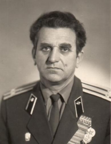 Чудин Александр Александрович