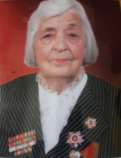 Салитова Марфа Ивановна