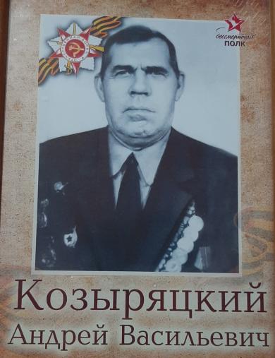 Козыряцкий Андрей Васильевич