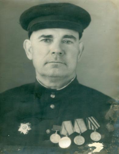 Дунбров Павел Фадеевич