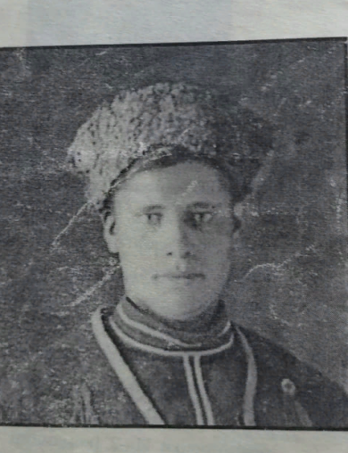 Сафонов Алексей Иванович