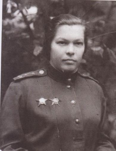 Киданова Мария Фёдоровна