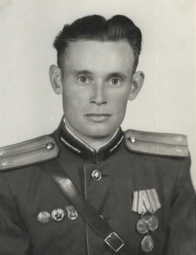 Яшин Иван Яковлевич