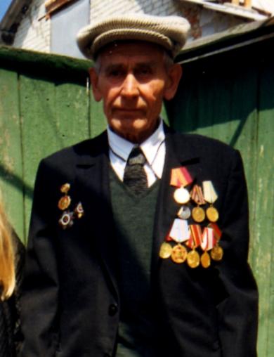 Шаповалов Иван Матвеевич