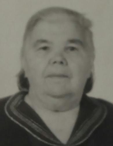 Васина (Союзова) Лидия Егоровна