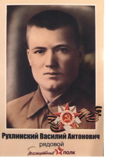 Рухлинский Василий Антонович