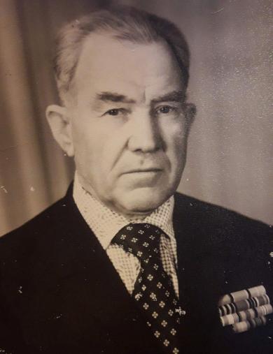 Гришин Степан Михайлович