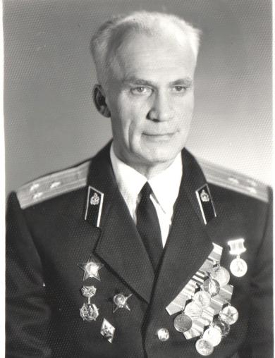 Яцюк Яков Фёдорович