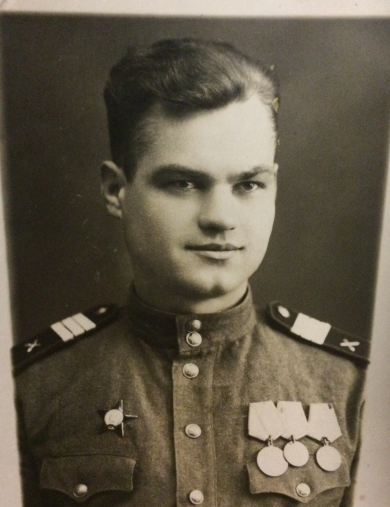 Овчаренко Валентин Петрович