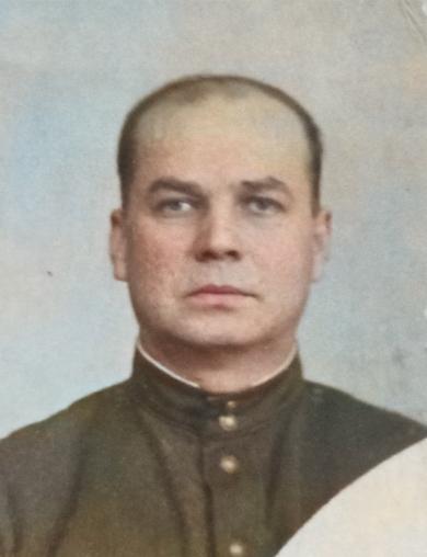 Баринов Фёдор Алексеевич