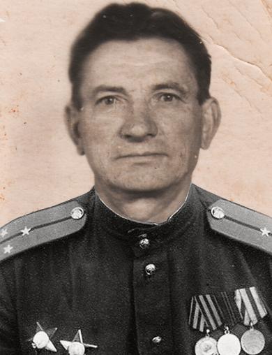 Хулуп Яков Алексеевич