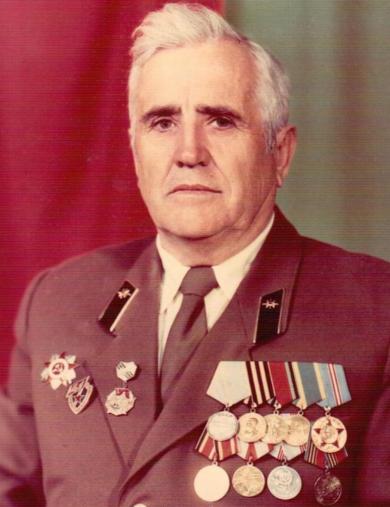 Перегон Семён Петрович