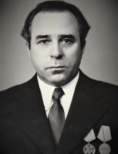Оспенников Николай Федерович