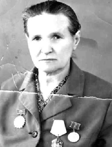 Давыдова Мария Семеновна