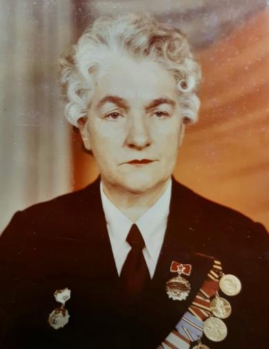 Лоскутова (Бон) Анна Владимировна