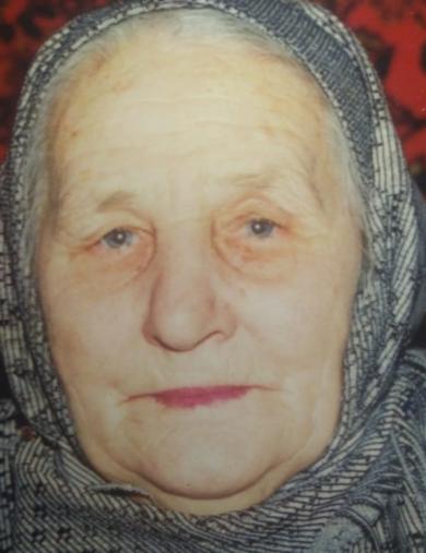 Морозова Евдокия Леонтьевна