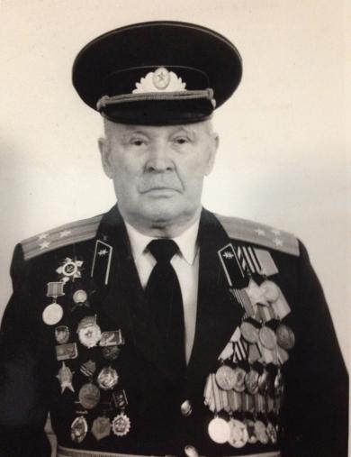 Алехин Пётр Максимович