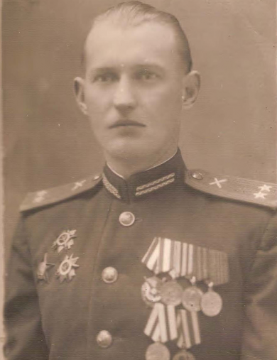 Яшкин Виктор Ефимович