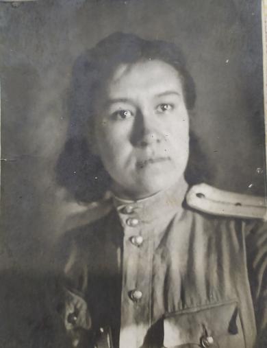 Сороковикова Мария Гаврииловна