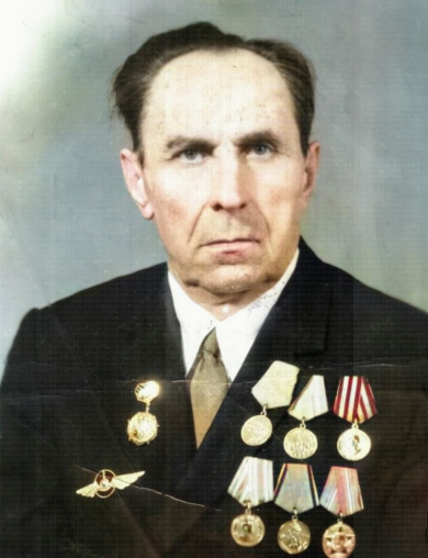 Мачулин Василий Алексеевич