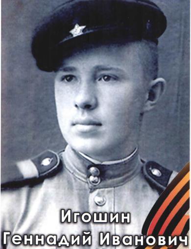 Игошин Геннадий Иванович