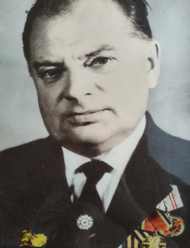 Новожилов Степан Григорьевич