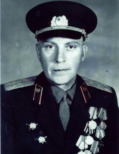 Попов Василий Сергеевич
