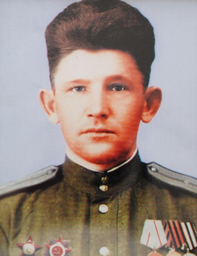 Марков Николай Паввлович