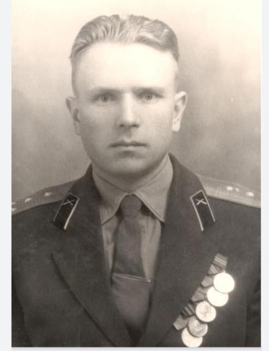 Щекин Михаил Иванович