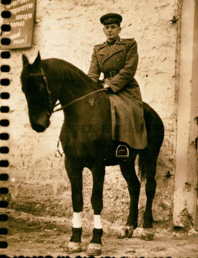 Вегера Николай Алексеевич