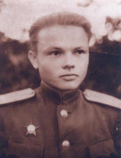 Романенко Иван Пантелеевич