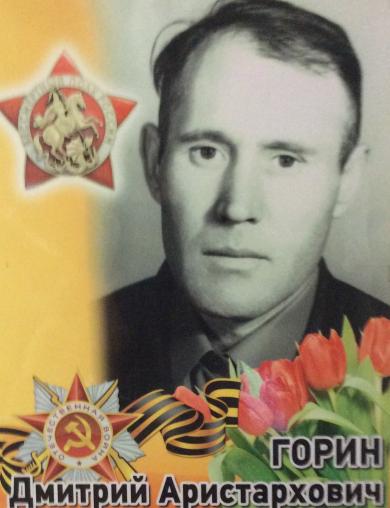 Горин Дмитрий Аристархович