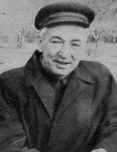 Лурье Яков Моисеевич