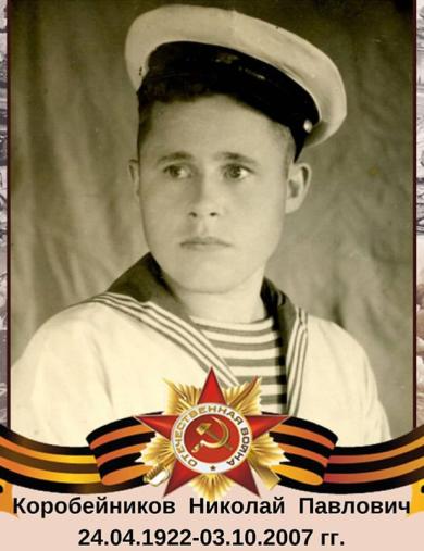 Коробейников Николай Павлович