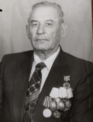 Шульженко Иван Петрович