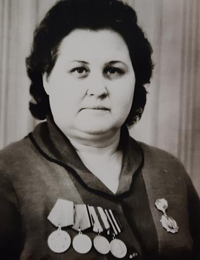 Куликова Валентина Фёдоровна