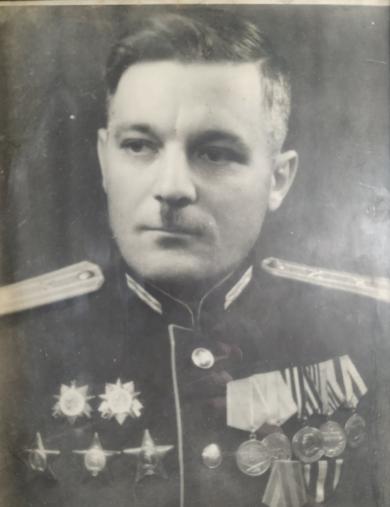 Рыбалко Иван Захарович