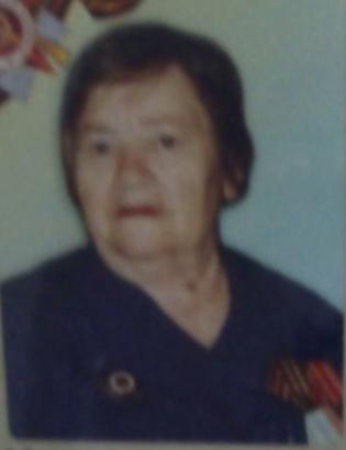 Морозова Мария Николаевна