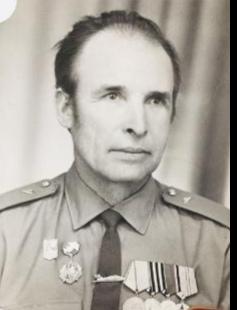 Остапенко Семён Степанович