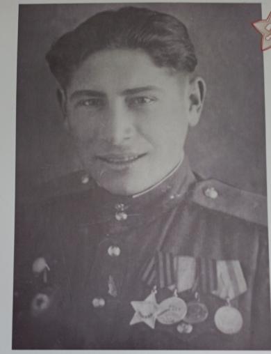Тихонов Геннадий Порфирьевич