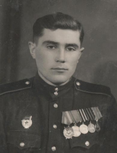 Никитин Мстислав Фаустович