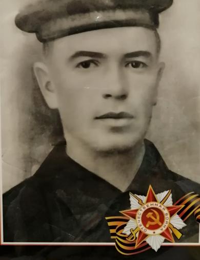 Трапезников Степан Кириллович