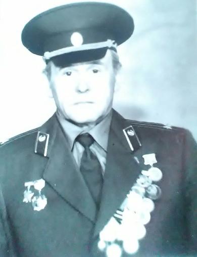 Тюлькин Павел Гаврилович