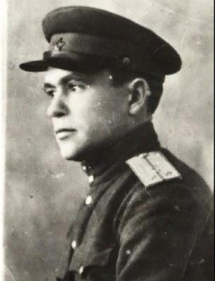 Егин Петр Фомич